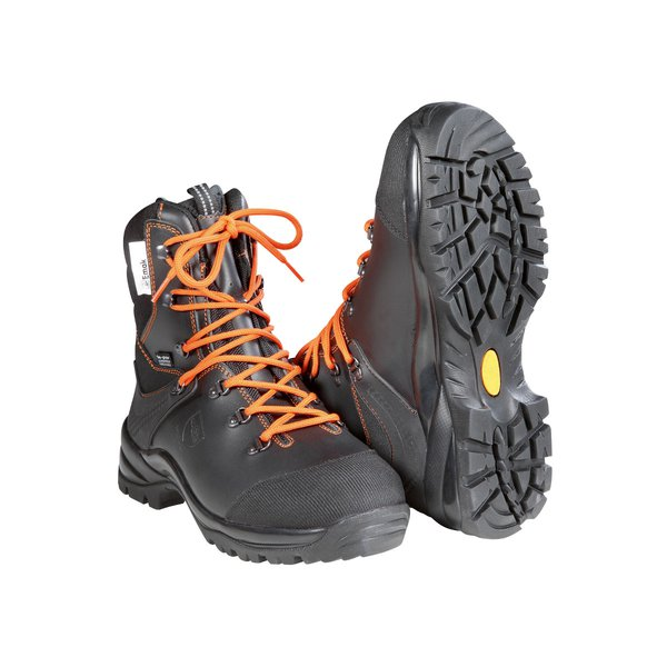 H2OUT chain-resistant forestry boots