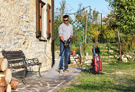 New IP 1150 S and IP 1250 S high pressure washers