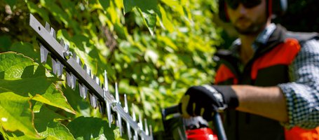 New Efco high-performance professional hedgetrimmers