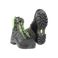 Chain-resistant forestry boots