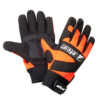 Professional chain resistant gloves
