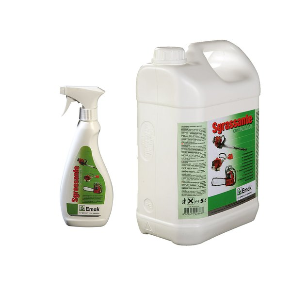 Multipurpose concentrated degreasing detergent