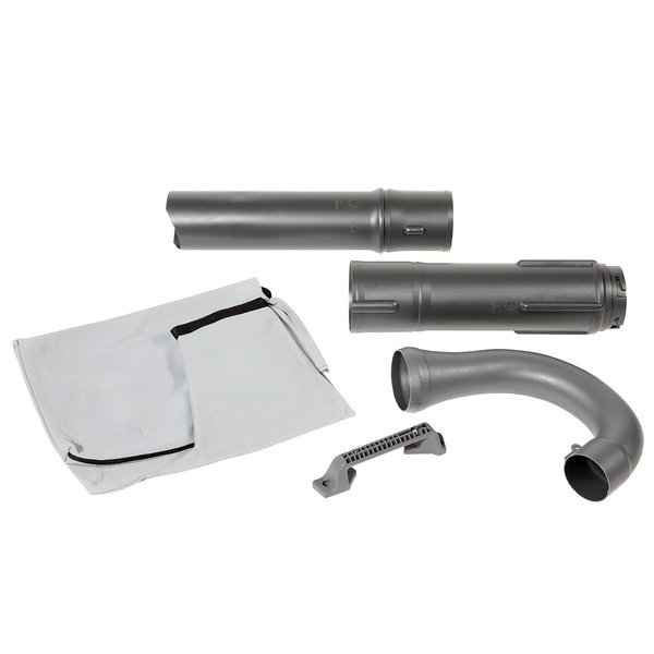 Blower to vacuum cleaner conversion kit