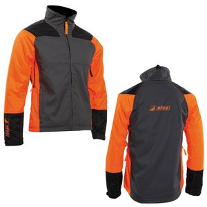 Jacket with anti-cut protection