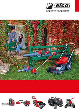 Efco: Products for the care of Green Areas - Efco