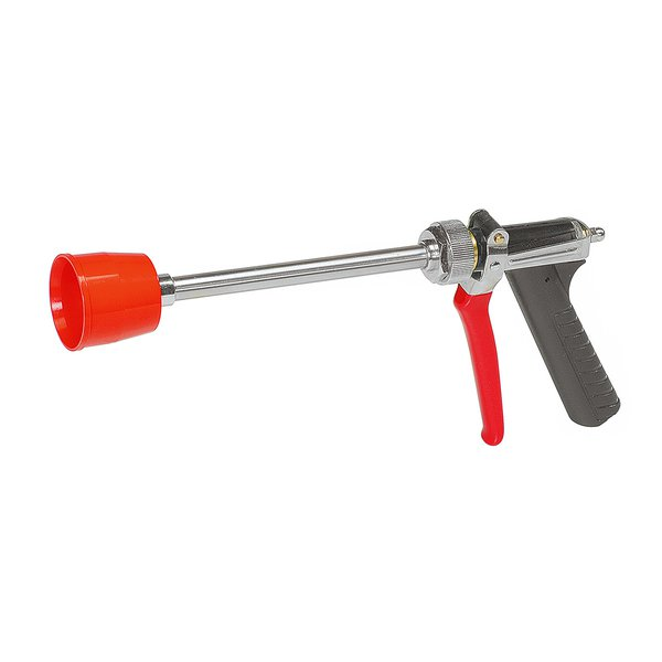 Complete adjustable spraygun